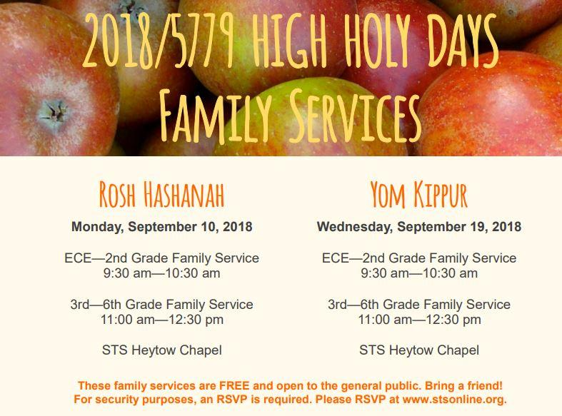 Family service info