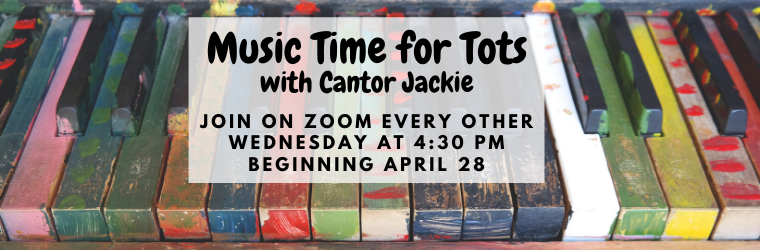 Music Time for Tots BANNER